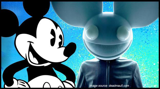 Mickey Mouse vs Deadmau5