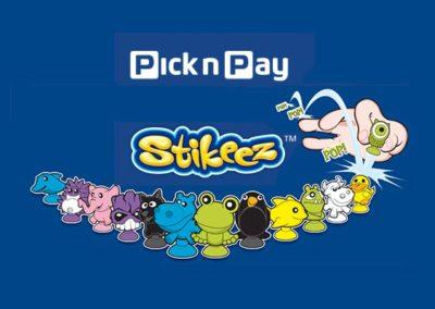 Stikeez Trademark