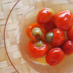 Peppadew with Olives
