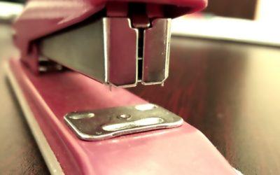 The Stapler Invention
