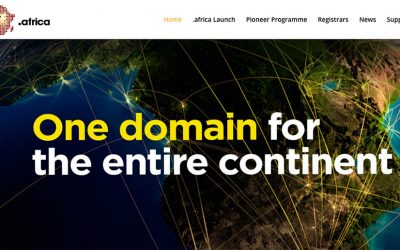 .africa domain success