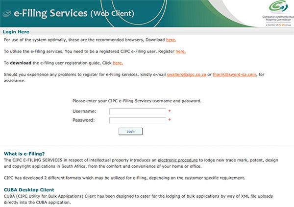 Trademark Registration South Africa